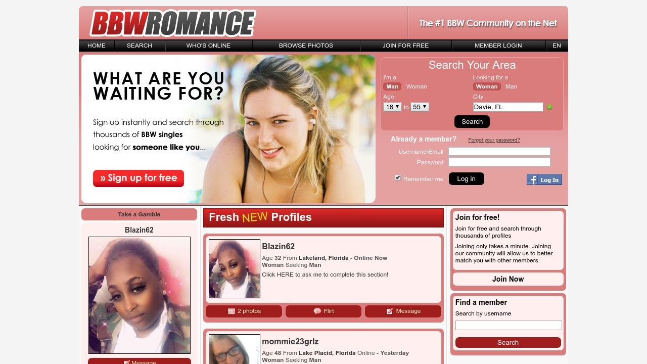 Bbw Romance Dating Service Post Thumbnail