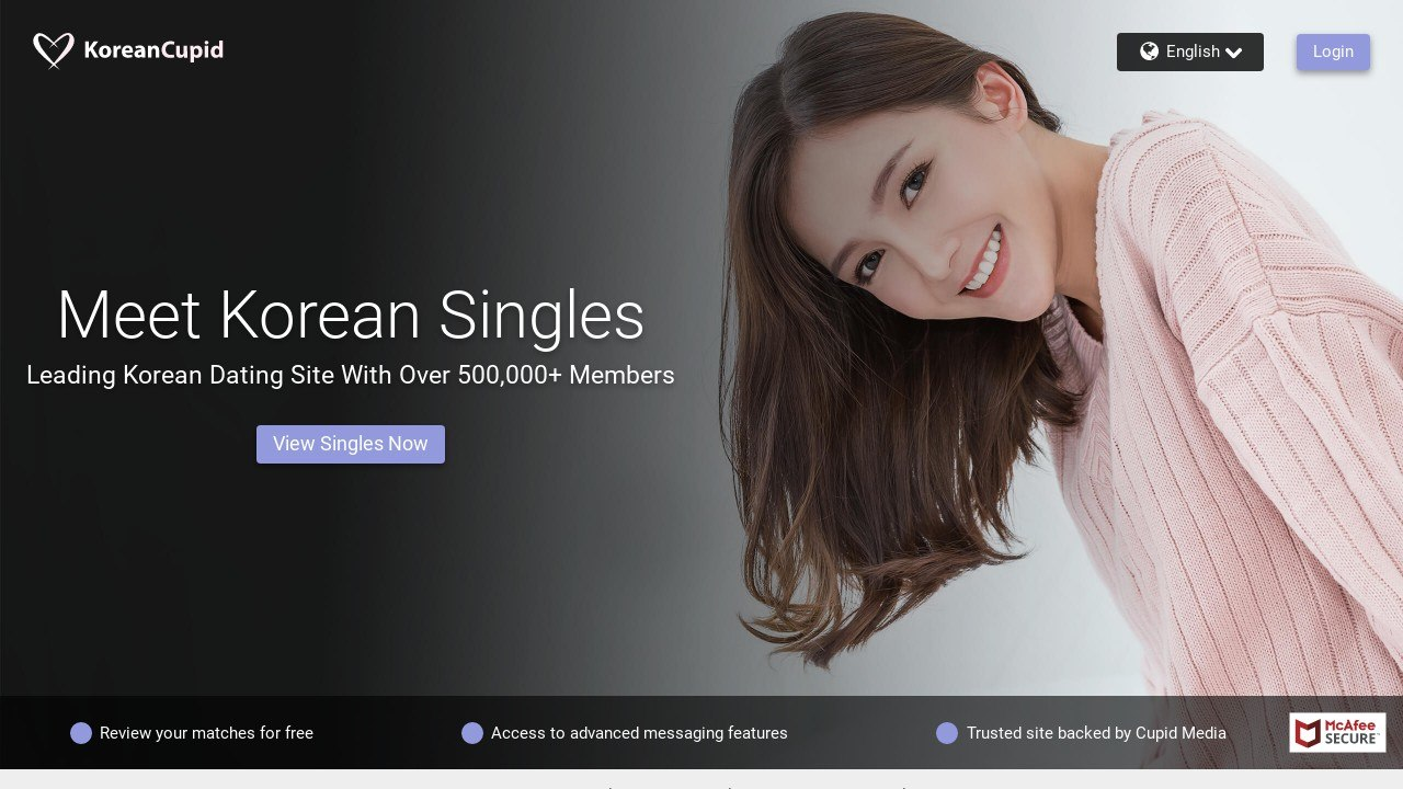 Korean Cupid Dating Service Post Thumbnail
